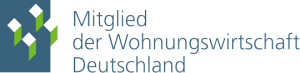 WohWi Mitgliederkennzeichnung Deutschland 300x73 - Alle BGW-Häuser