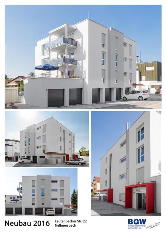2016 Collage Leutenbacher Str. 22 - Alle BGW-Häuser