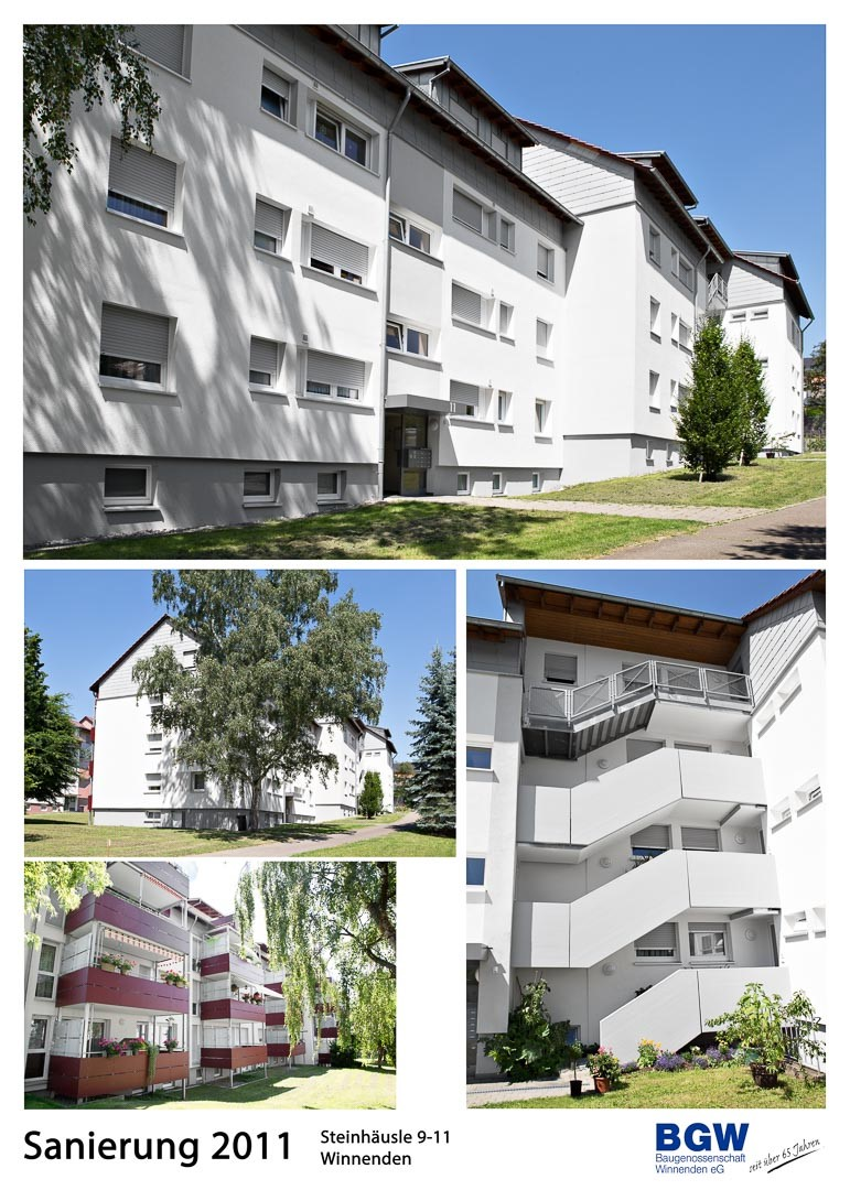 2016 Collage Steihaeusle 9 11 - Alle BGW-Häuser