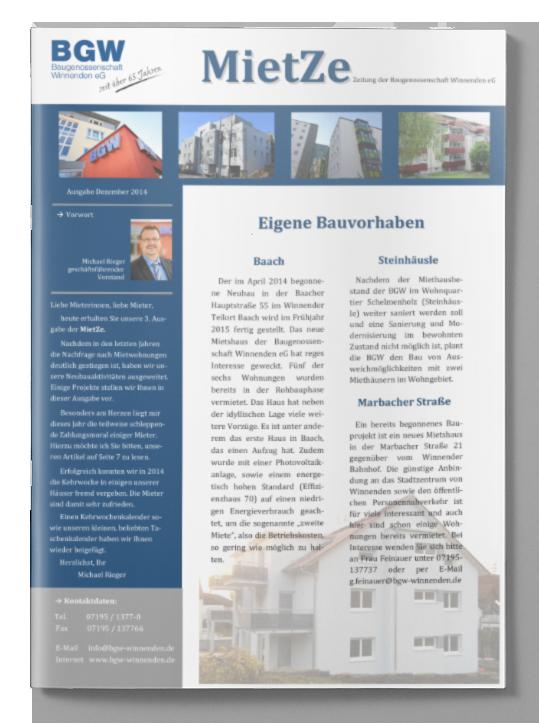 mietze 2014 - Infos