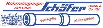 LOGO Rohrreinigungsservice Schäfer - Notdienst