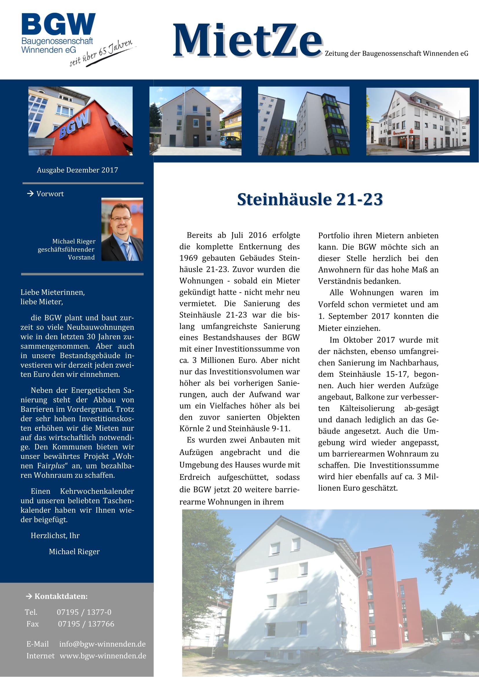 MietZe GROß 1 SCHWARZ 2 - Infos