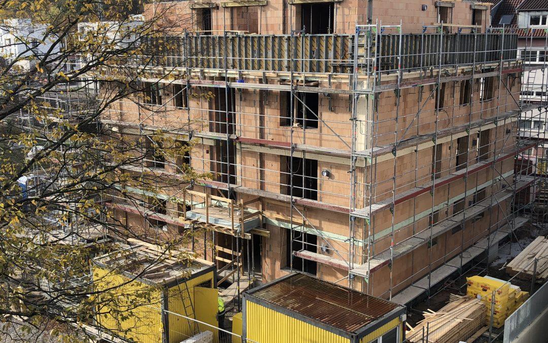 Neubau: Erstes KfW 40 Haus in Winnenden