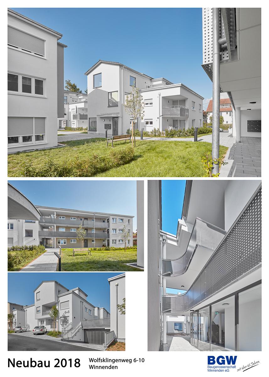 Wolfsklingenweg 6 10 - Alle BGW-Häuser