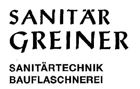 Logo Greiner - Notdienst