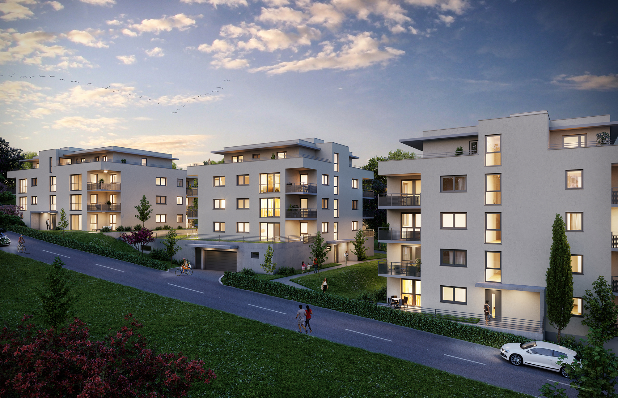 1073 01 Eichendorffweg f02 low - Alle BGW-Häuser