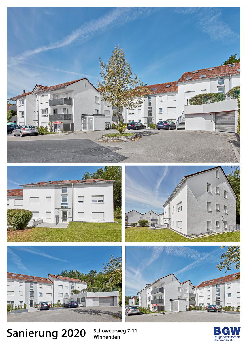 Collage 19 web - Alle BGW-Häuser